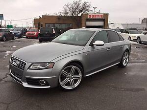 Audi s4 2011 premium