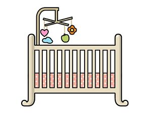 Wanted: Baby crib & baby things :)