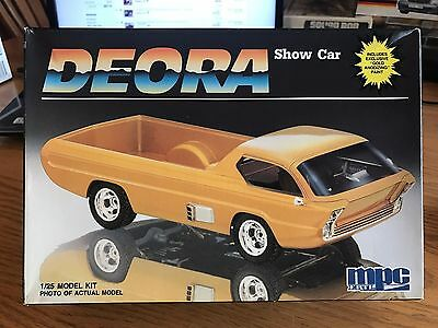 MPC DEORA SHOW CAR 1/25 Scale Model Kit#6221