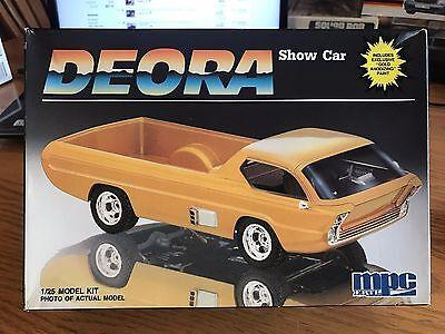 MPC DEORA SHOW CAR 1/25 Scale Model Kit#6221