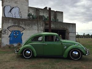 1967 Volkswagen Beetle Deluxe with sunroof Lake Boga Swan Hill Area Preview