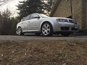 2004 Audi S4 6 speed, immaculate !