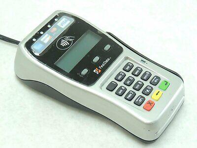 First Data Fd-35 Pos Credit Card Terminal Usb Pin Pad Refurbished No Ac Adapter