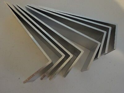 2 X 6 Aluminum Angle 18 Thick 1 12 In Length 8 Pieces