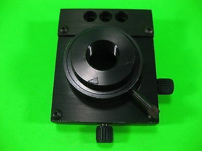 Nrc Newport Lens Positioner Three Axis -- Lp-1-xyz -- Used