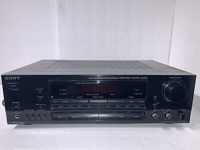Sony STR-D511 Stereo AM/FM Receiver Audio / Video Control Center/Great Condition