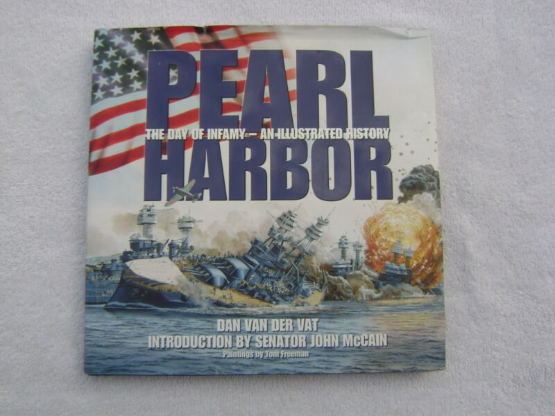 PEARL HARBOR BOOK MARITIME NAUTICAL MARINE (#46)