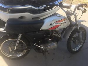 Kawasaki Dirt bike for $300