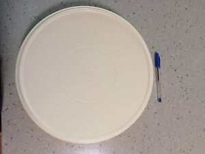 Tupperware large round container Carine Stirling Area Preview