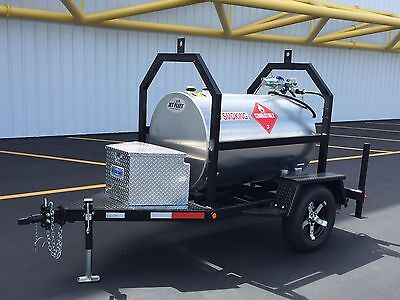 Fuel Trailer 280 Gallon