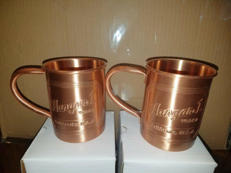 Hangar 1 Mule Cup Set