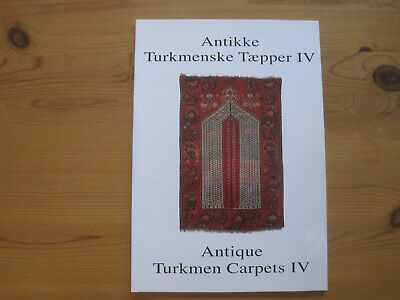 Elmby: Antique Turkmen Carpets IV (1998)