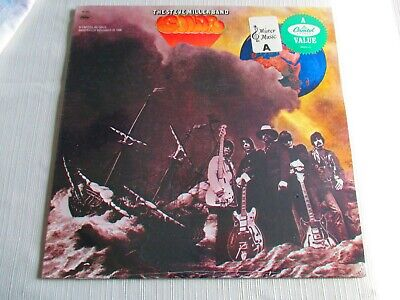 The Steve Miller Band - Sailor, Mint Sealed Album, Re-Issue, Capitol SN 16263