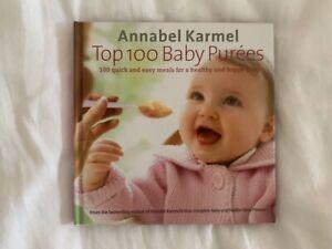 Annabel karmel book - top 100 baby purées Mount Barker Mount Barker Area Preview