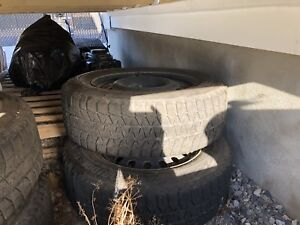 225 65 17 winter tires and rims