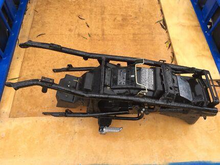 Kawasaki ZZR250 rear sub frame
