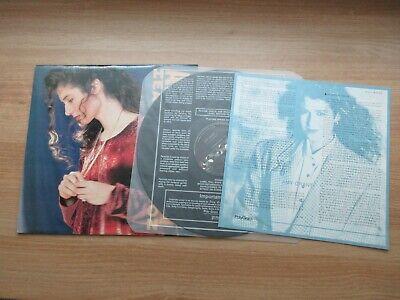 AMY GRANT - Heart I Motion 1991 Korea Orig LP INSERT No barcode Rare Sleeve