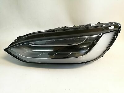 TESLA MODEL X P100D AWD Front Left Headlight 103431800C 568kw 2017