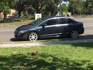 Honda civic fd 2008 model vti-l Carlton Kogarah Area Preview