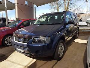 2008 Ford Territory TX 7 Seat SUV, Automatic Armidale Armidale City Preview