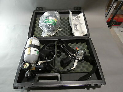 Msa Premaire Supplied-air Respirator System W Case - New Surplus
