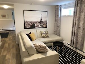 Furnished and All Inclusive Apartment- Short or Long Term Rental