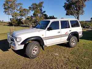 1993 Toyota LandCruiser Wagon Branyan Bundaberg Surrounds Preview