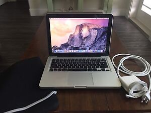 "2012 MacBook Pro 13"" (Considering cash offers or trades iPad +$)"