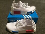 Adidas NMD R1 PK [OG White Red Blue] (US Men's size 10) Stanthorpe Southern Downs Preview