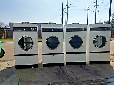 Speed Queen 50lb Steam Dryer