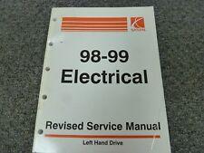 1998 1999 Saturn SL SL1 SW1 SC1 SL2 SW2 SC2 Electrical ...