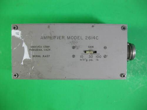 Endevco Amplifier -- 2614C -- Used