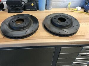 DBA R32 Skyline front rotors