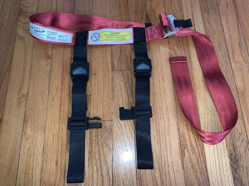 Cares Harness Kids Fly Safe Airline Aviation Belt Children Travel Safety