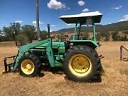 John Deere 2450 4x4 Tractor Scone Upper Hunter Preview