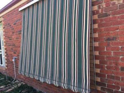 Canvas Window Awnings Curtains Blinds Gumtree Australia Melton
