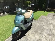 SCOOTER Sym Classic 125cc as NEW CONDITION Southport Gold Coast City Preview
