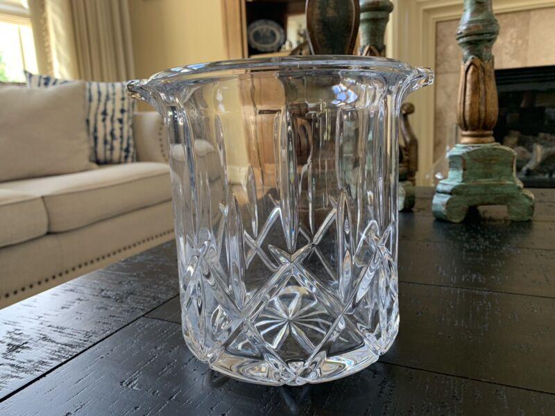 Gorham Lady Anne Crystal Ice Bucket