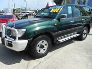 2004 Toyota 8 seat LandCruiser SUV GXL Auto v8 Earlville Cairns City Preview