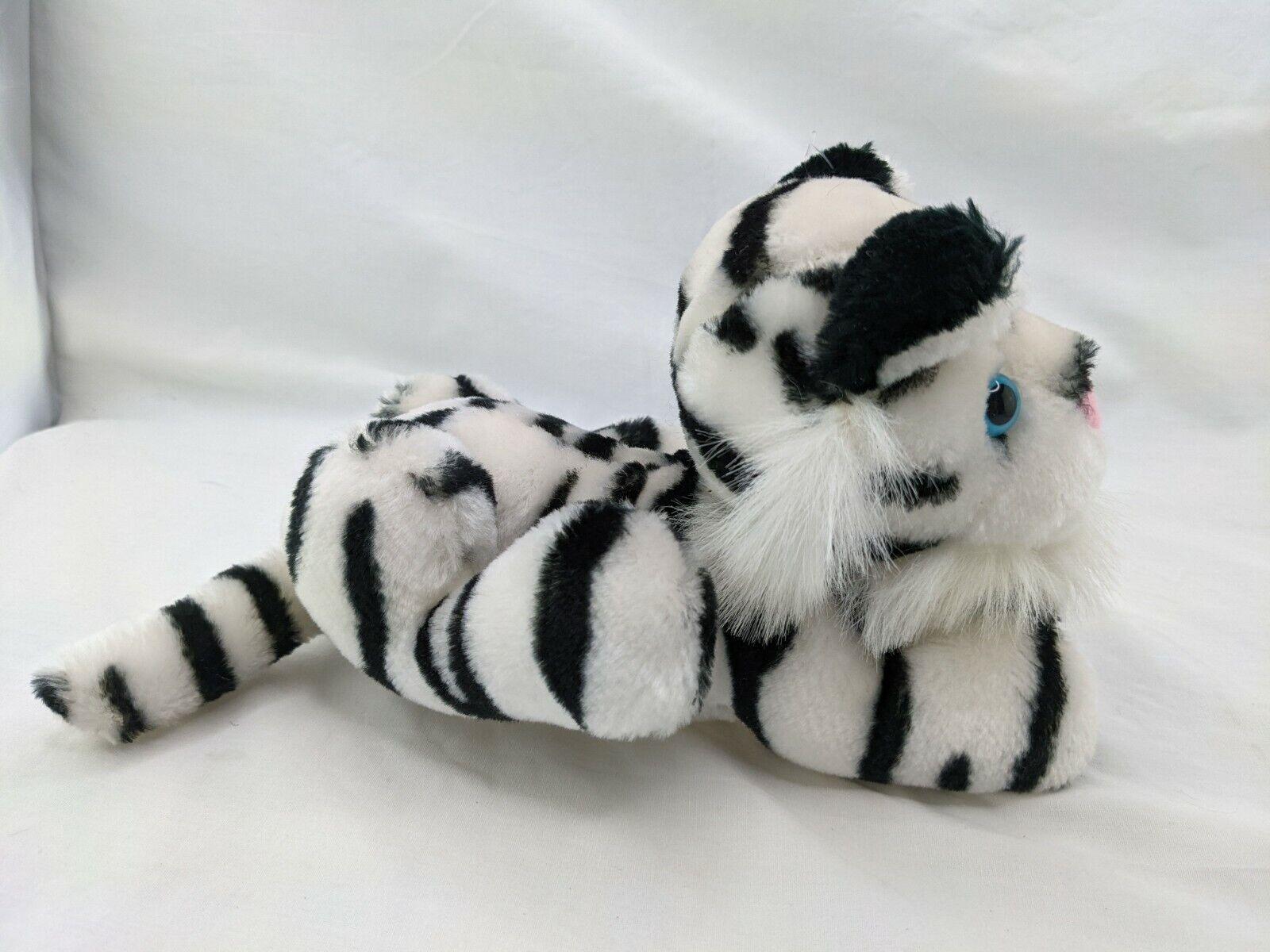 Ringling Bros Siberian Tiger Plush 8 Barnum Bailey Stuffed Animal Toy - $11.66