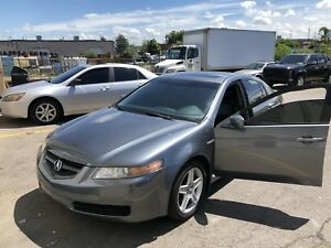 2007 Acura TL a spec  fully loaded certified e tested