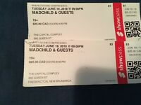 Mad Child at Capital June 19 Tickets4Sale