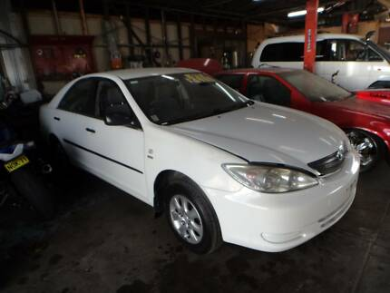 WRECKING / DISMANTLING 2002 TOYOTA CAMRY DUAL FUEL AUTO North St Marys Penrith Area Preview
