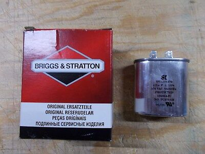 Generac Capacitor By Briggs Stratton Generac Part 99887gs New In Box