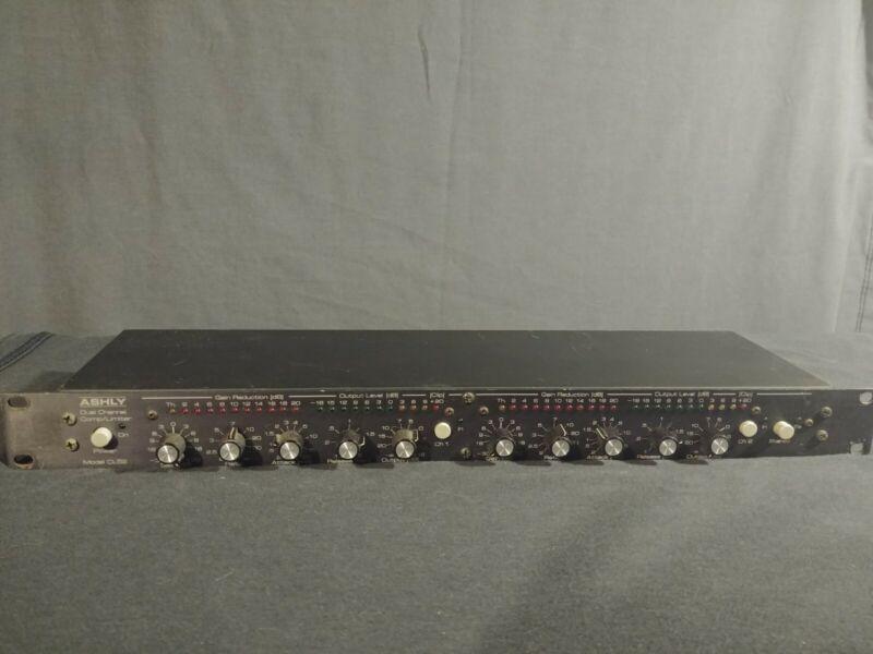 Ashly CL52 2 Channel Compressor/Limiter