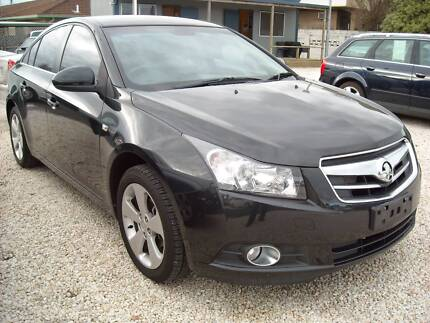 2009 Holden Cruze CDX Sedan Mount Gambier Grant Area Preview