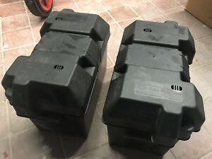 Car and boat Battery Case
