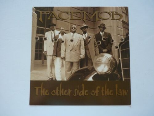 Facemob Other Side of the Law LP Record Photo Flat 12x12 Poster