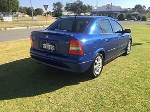 2005 Holden Astra Sedan Automatic Maddington Gosnells Area Preview