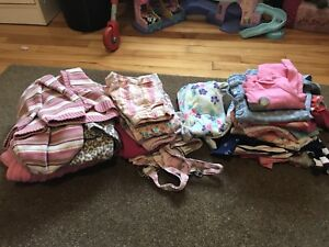 34 assorted girls clothing